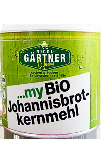 NICOL GÄRTNER Johannisbrotkernmehl BindeFIX Warmspeisen BIO