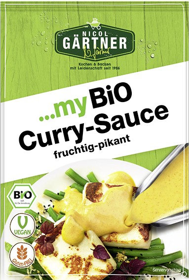 NICOL GÄRTNER Curry-Sauce