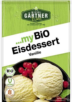 NICOL GÄRTNER Vanille Eisdessert