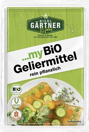 NICOL GÄRTNER Pflanzliches Geliermittel (3x6g)