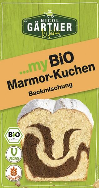 NICOL GÄRTNER Kuchenbackmischung Marmor