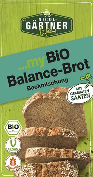 NICOL GÄRTNER Brotbackmischung Balance