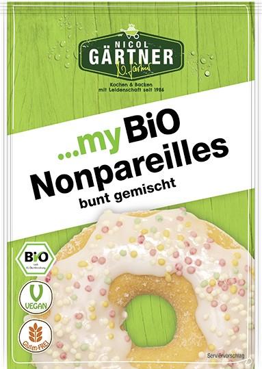 NICOL GÄRTNER Nonpareilles, BIO, 35 g