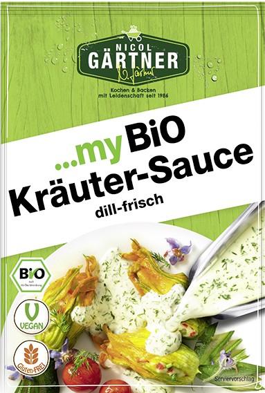 NICOL GÄRTNER Kräuter-Sauce