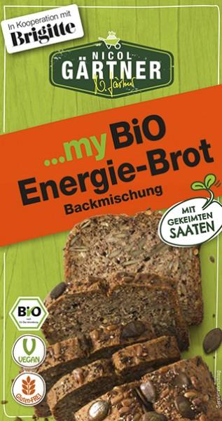 NICOL GÄRTNER Brotbackmischung Energie