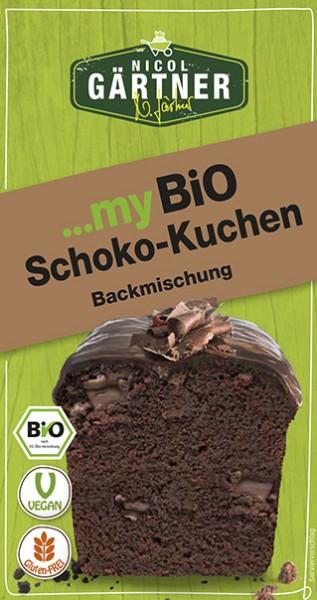 NICOL GÄRTNER Kuchenbackmischung Schoko